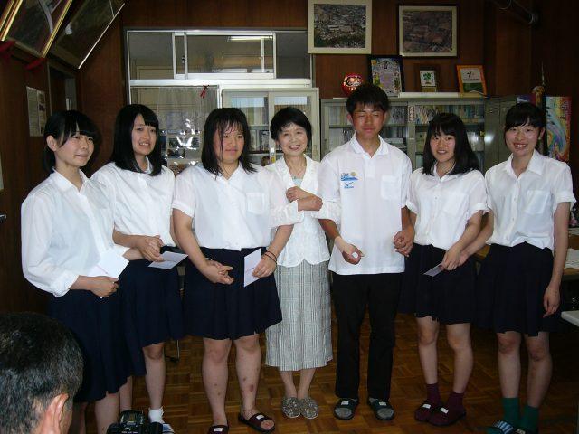 伊那弥生ヶ丘高等学校